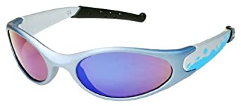 Sunglasses Juniors Ages 5-12 Beachcomber revo Mirror lens (Bay)
