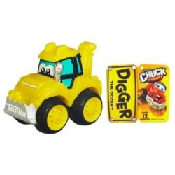 Digger The Dozer Chuck And Friends Tonka Trucks - 1