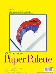 Strathmore Paper Palette Pad 9 in. x 12 in.
