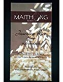 2x Maithong Jasmine Rice Herbal Soap Bar Reduce Acne 100g Best Price ( best sellers ) From Thailand ( by abobon )best sellers