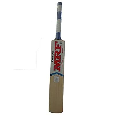 MRF Drive English Willow Cricket Bat Size Full