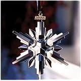 Swarovski 2006 Annual Snowflake / Star Christmas Ornament