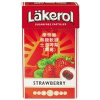 Lakerol classic Strawberry 27gm x 5 packs