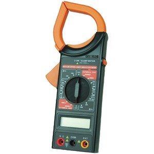 New Nippon America D 266 Digital Clamp Multi Tester Insulation Data Continuity Beeper Measurement
