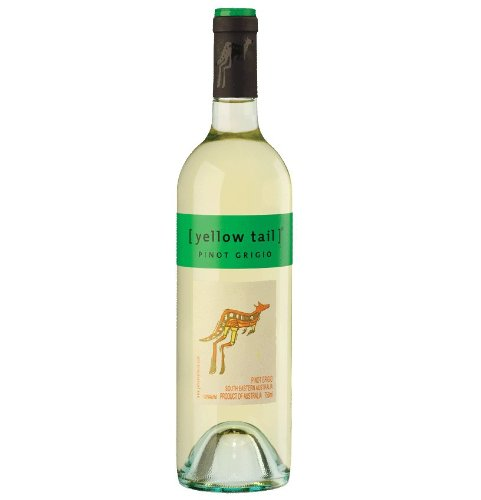 Casella Wines Yellow Tail Pinot Grigio, South Eastern Australia. Case of 12 bottles