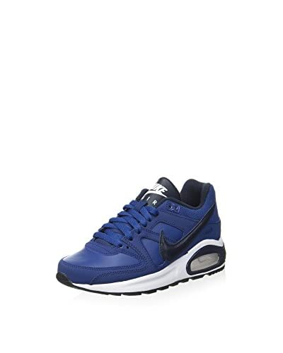Nike Zapatillas Command Flex LTR (GS) Azul