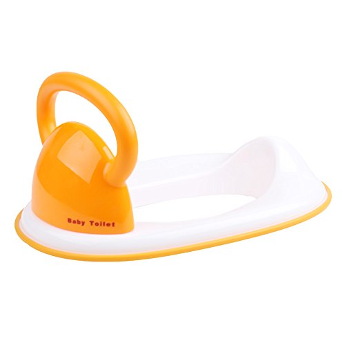 Generic The Perfect Potty Ring-Orange