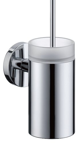 Images for Hansgrohe 40522000 S and E Accessories Toilet Brush with Holder, Chrome