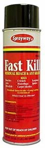 Fast Kill Residual Roach and Ant Killer - Case:12
