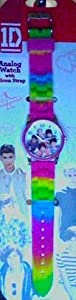1 Direction Analog Watch Multi Color Strap from M.Z. Berger & Company