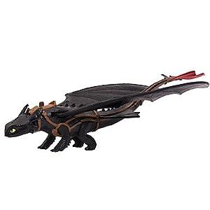 Dragons Krokmou, Furie Nocturne Vrille Figurine Action Dragon