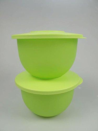 tupperware-j31-junge-welle-2-schussel-13-l-limettengrun-limette