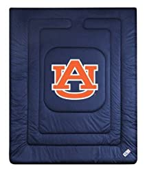 Auburn Tigers Locker Room Comforter Queen