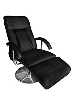 fauteuil de massage bologna noir fauteuil tv fauteuil relax massage chauffage central tv. Black Bedroom Furniture Sets. Home Design Ideas