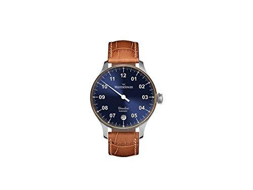 Meistersinger reloj hombre Circularis automática CC908LG