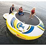 Inflatable drinking water Slides:O-Zone XL