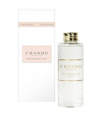 CHANDO Urban Collection 3.4-Oz. Mediterranean Blue Diffuser Oil Refill