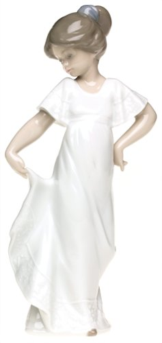 Nao How Pretty! Porcelain Figurine