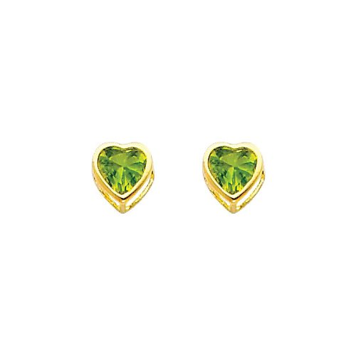 Green Gold Jewelry