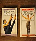 img - for The Method - Precision Toning & Precision Sculpting (2 VHS Tapes Set) book / textbook / text book