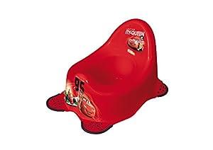Orinal de niño + Reductor De Inodoro Disney Cars Reductor marca OKT Kids