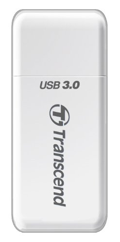 USB 3.0 Transcend Information llector de tarjetas