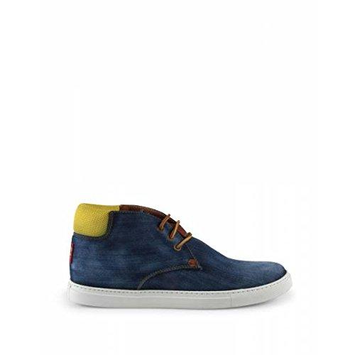 Dsquared2 , Herren Sneaker, Blau - Blu jeans - Größe: 46 thumbnail