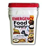 Augason Farms 11-day Grab and Go Emergency Food Supply Pail, Resealable Mylar Pouches (5-20090)