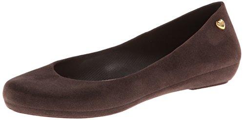 mel Dreamed by melissa Pop Flocked 女款芭蕾鞋 $19.18+$5.53直邮(约¥150)