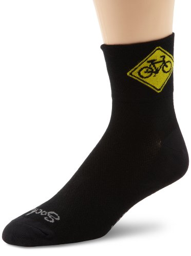 Buy Low Price SockGuy Men's Share The Road Socks (B007FM4C0K)