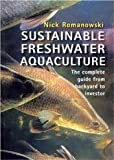 img - for Sustainable Freshwater Aquacultures: Publisher: University of New South Wales Press book / textbook / text book