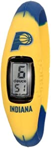 Deuce Brand DBNBAINDS NBA Indiana Pacers Sports Watch by Deuce Brand
