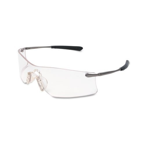 Crews T4110AF Rubicon Safety Glasses Clear, Lens