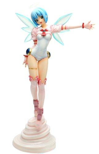 魔界天使ジブリール 聖天使ジブリール (1/7スケールPVC塗装済み完成品)