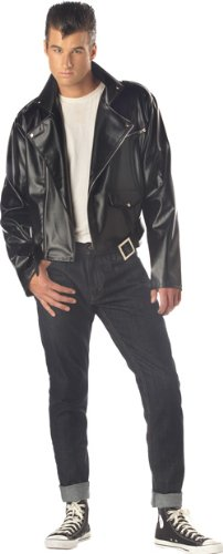 Men's Grease Danny Halloween Costume Jacket (XL)