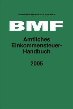 Amtliches Einkommensteuer-Handbuch 2005