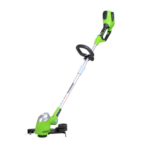 Discover Bargain GreenWorks 21332 G-MAX 40V 13-Inch Cordless String trimmer - Battery and Charger No...