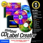 PRINTSHOP CD LABEL CREATOR (Cd Label Software compare prices)