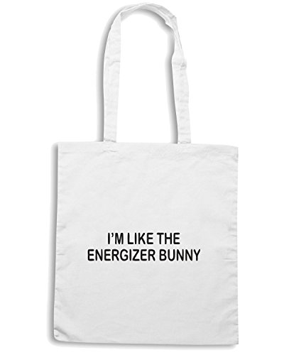 t-shirtshock-borsa-shopping-tdm00100-i-am-like-the-energizer-bunny-taglia-capacita-10-litri