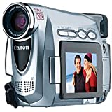 Canon ZR200 MiniDV Camcorder w/20x Optical Zoom (High Metal) (Discontinued by Manufacturer)