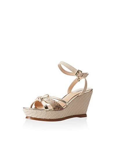 Guess Sandalo Zeppa Fl2Hl2Lea04