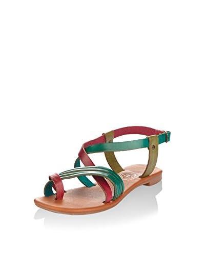 Gio & Mi Sandalo Basso [Multicolore]
