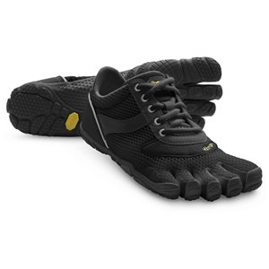 Vibram FiveFingers Speed Running Shoes – 10 – Black
