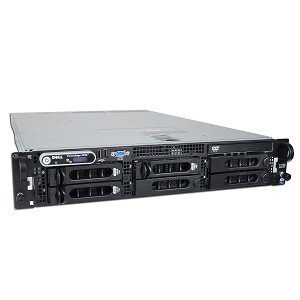 Dell PowerEdge 2950 Server  2x3.0GHz Xeon Processors