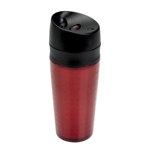 OXO Good Grips Plastic Liquiseal Travel Mug Textured R