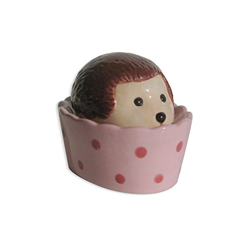 Gund Baby Inspiration Loved Hedgehog Box, Pink