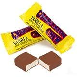 Mini Vanilla Charlston Chews (Chocolate Covered Vanilla Nougat) x25