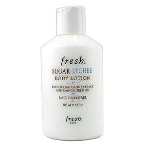 Fresh SugarBath Lychee Body Lotion 10 oz Sugar Lychee