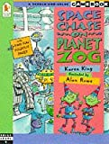 Space Chase on Planet Zog (A search-and-solve gamebook: Skill level 1) (0744560500) by King, Karen