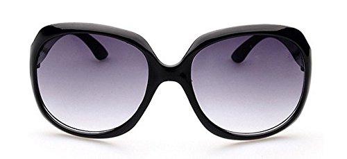 Lemonc Unisex classic aviator sunglasses mirror lens